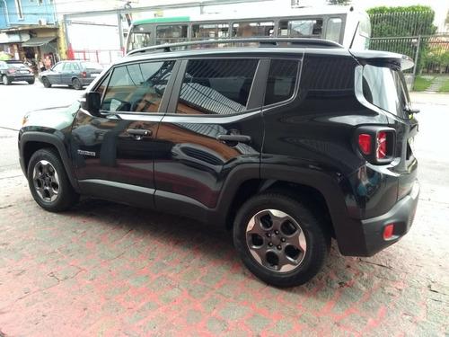 jeep renegade 1.8 sport flex 5p 2016 zero de entrada vilage