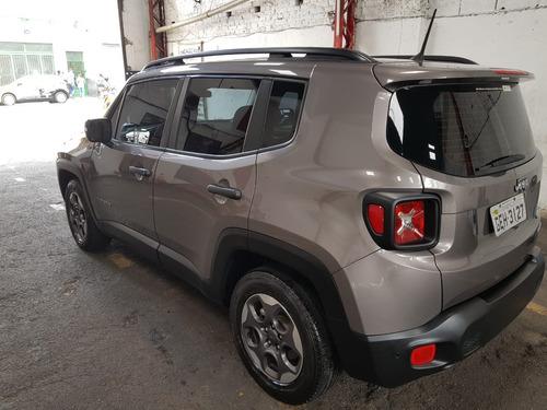jeep renegade 1.8 sport flex 5p 2017