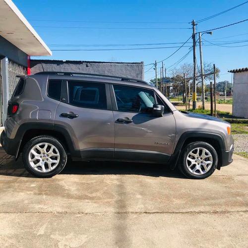 jeep renegade 1.8 sport flex 5p 2018