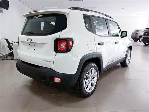 jeep renegade 1.8 sport flex 5p // 2020 / 0km