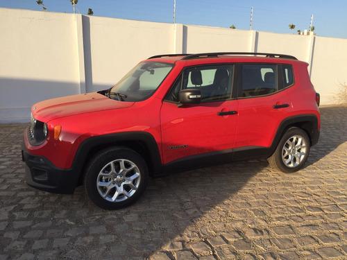 jeep renegade 1.8 sport flex 5p
