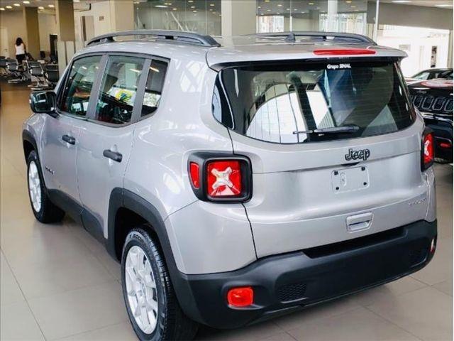 Jeep Renegade 1 8 Sport Flex 5p Automatico Completo 0km2020 R