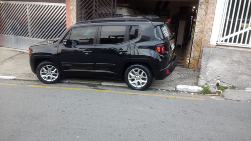 jeep renegade 1.8 sport flex 5p - preta - manual...2018/2018