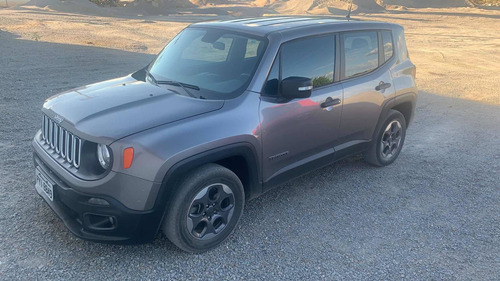 jeep renegade 1.8 sport flex aut. 5p 2016