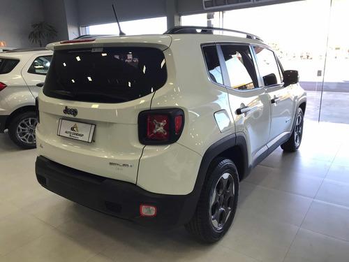 jeep renegade 1.8 sport flex aut. 5p 2017