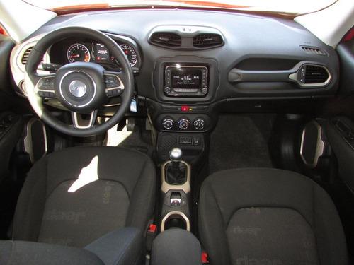 jeep renegade 1.8 sport flex aut. 5p