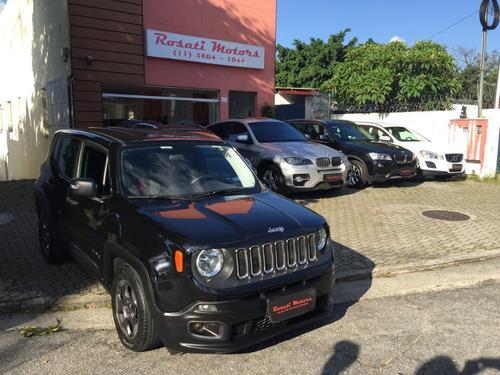 jeep renegade 1.8 sport flex aut r$ 54.999,99