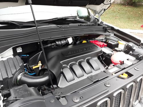 jeep renegade 1.8 sport flex manual 2018 mecânico baixa km e