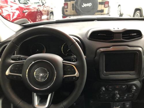 jeep renegade 1.8 sport linea nueva