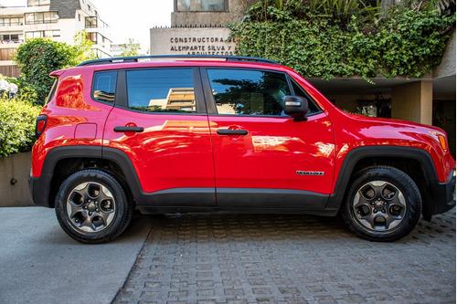 jeep renegade 1.8 sport lx mt. ¡gran oportunidad de compra!