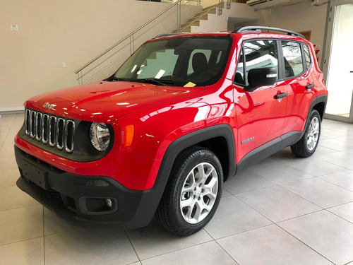 jeep renegade 1.8 sport manual 0km 2018 la plata sport cars