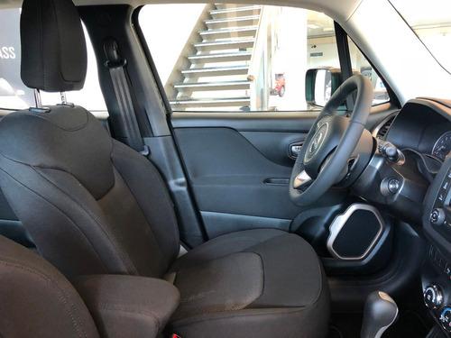 jeep renegade 1.8 sport manual 0km 5 puertas
