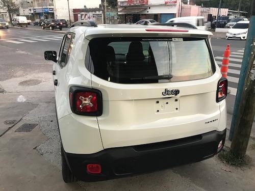 jeep renegade 1.8 sport manual 0km