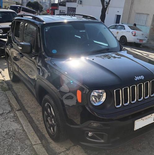 jeep renegade 1.8 sport manual 2017