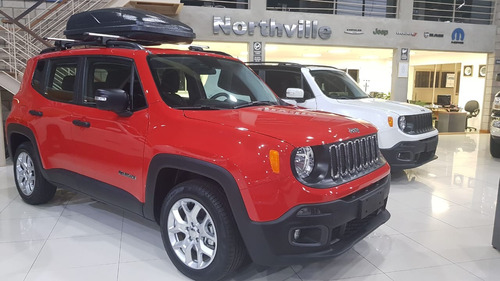 jeep renegade 1.8 sport manual 2019