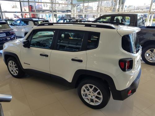 jeep renegade 1.8 sport manual 2020 0km nuevo linea nueva