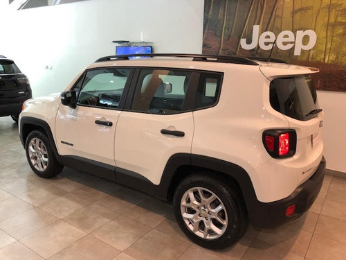 jeep renegade 1.8 sport manual