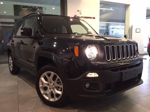 jeep renegade 1.8 sport manual financiada  y cuotas