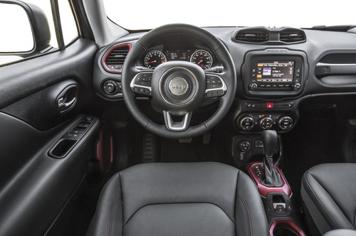 jeep renegade 1.8 sport manual (mt) 3-torq evo. 2018 0km