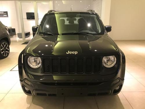 jeep renegade 1.8 sport manual my20 entrega inmediata.