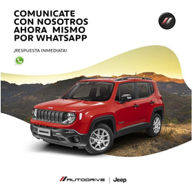 Jeep Renegade 1.8 Sport Manual Nueva!!!