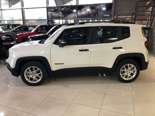 jeep renegade 1.8 sport mt 0km 2019