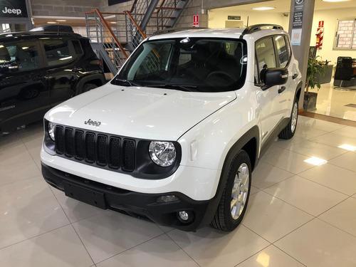 jeep renegade 1.8 sport mt  0km  my2019 !!  linea nueva