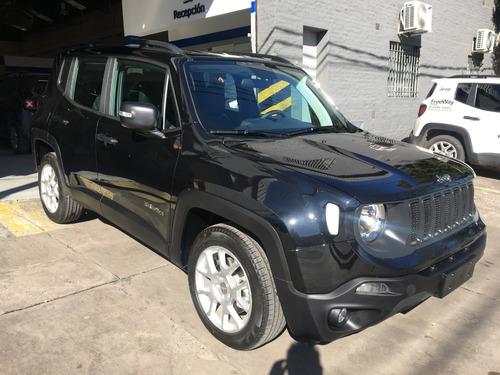 jeep renegade 1.8 sport mt negra  0 km 2020