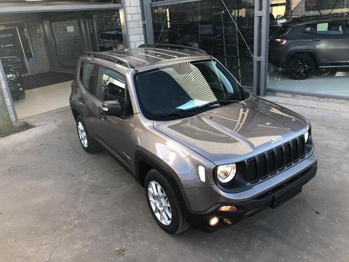 jeep renegade 1.8 sport mt5 0km 2019