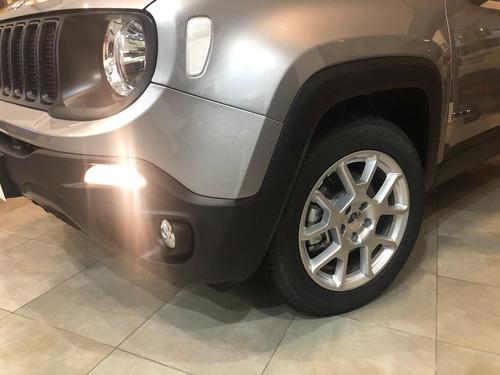 jeep renegade 1.8 sport mt5 0km anticipo cuotas mínimas