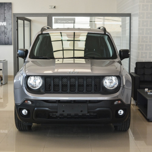 jeep renegade 1.8 sport mt5 100% financiado