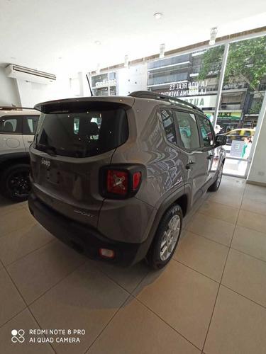 jeep renegade 1.8 sport mt5 en en cuotas