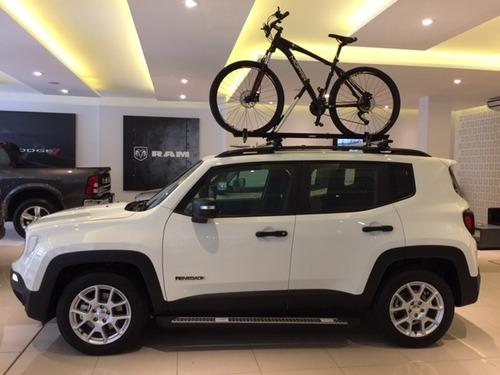 jeep renegade 1.8 sport mt5 super oferta web cuarentena!!