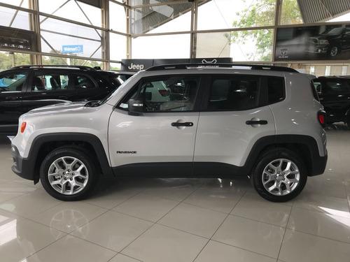 jeep renegade 1.8 sport my 18 manual okm 4x2 2018 nuevo