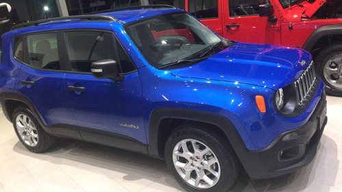 jeep renegade 1.8 sport my20