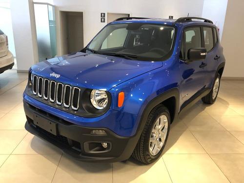 jeep renegade 1.8 sport  plan gobierno-últimos de agosto