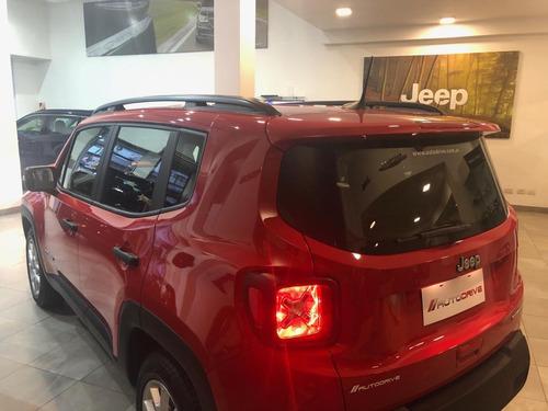 jeep renegade 1.8 sport (plan nacional)