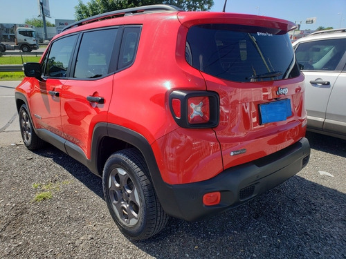 jeep renegade 1.8 sport plus 2016