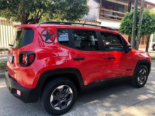 jeep renegade 1.8 sport plus 2016