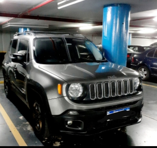 jeep renegade 1.8 sport plus 2016(permuto  solo x ranger )