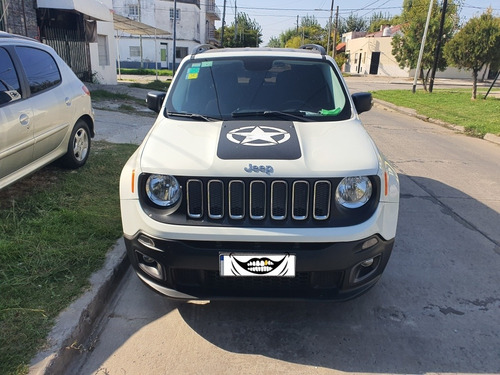 jeep renegade 1.8 sport plus 2017