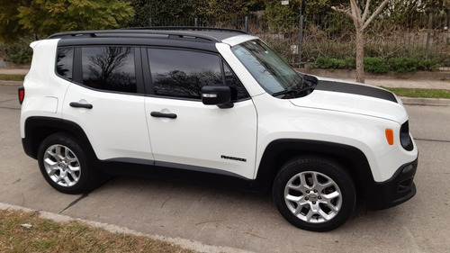 jeep renegade 1.8 sport plus 2018