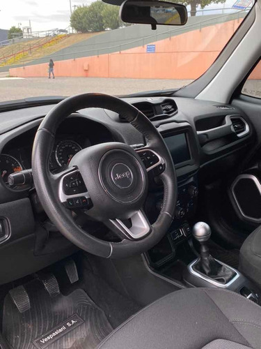 jeep renegade 1.8 sport plus 2019