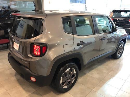 jeep renegade 1.8 sport plus 250.000$ y cuotas