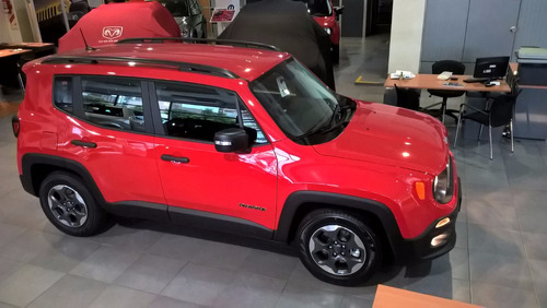 jeep renegade 1.8 sport plus 7 airbags