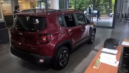 jeep renegade 1.8 sport plus 7 airbags ie