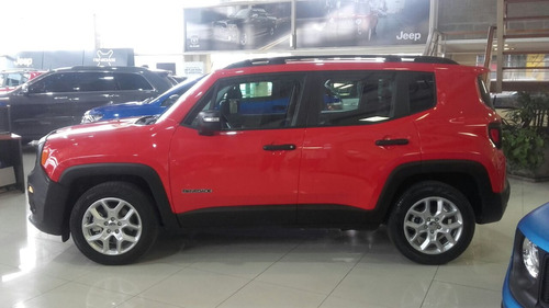 jeep renegade 1.8 sport plus at 2018 nuevo