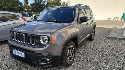 jeep renegade 1.8 sport plus at 4x2 - 4