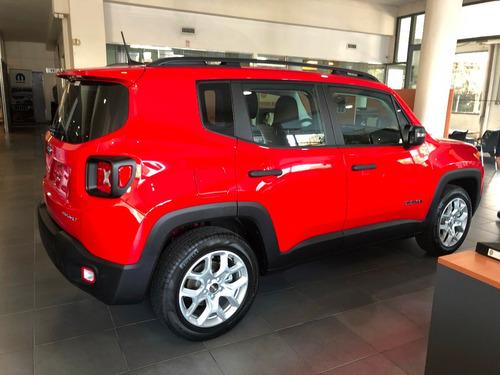 jeep renegade 1.8 sport plus at6 financiada