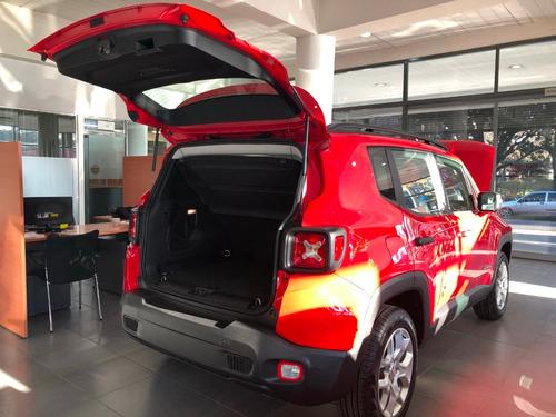 jeep renegade 1.8 sport plus at6 mv